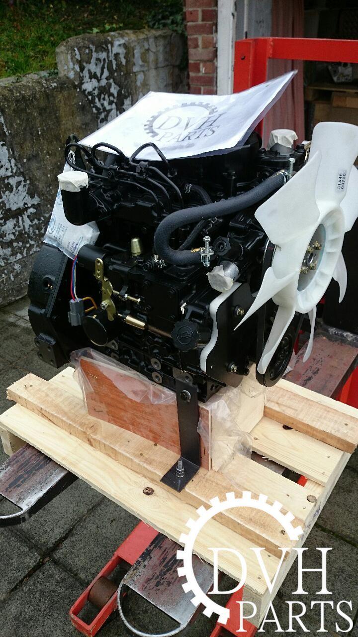 Mitsubishi engines 2019 – Dvh-parts