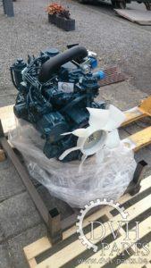 ENGINE KUBOTA V3300 T E2B2