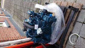 ENGINE KUBOTA V3300 T NEUF 2