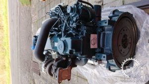ENGINE KUBOTA V3300 T NEUF